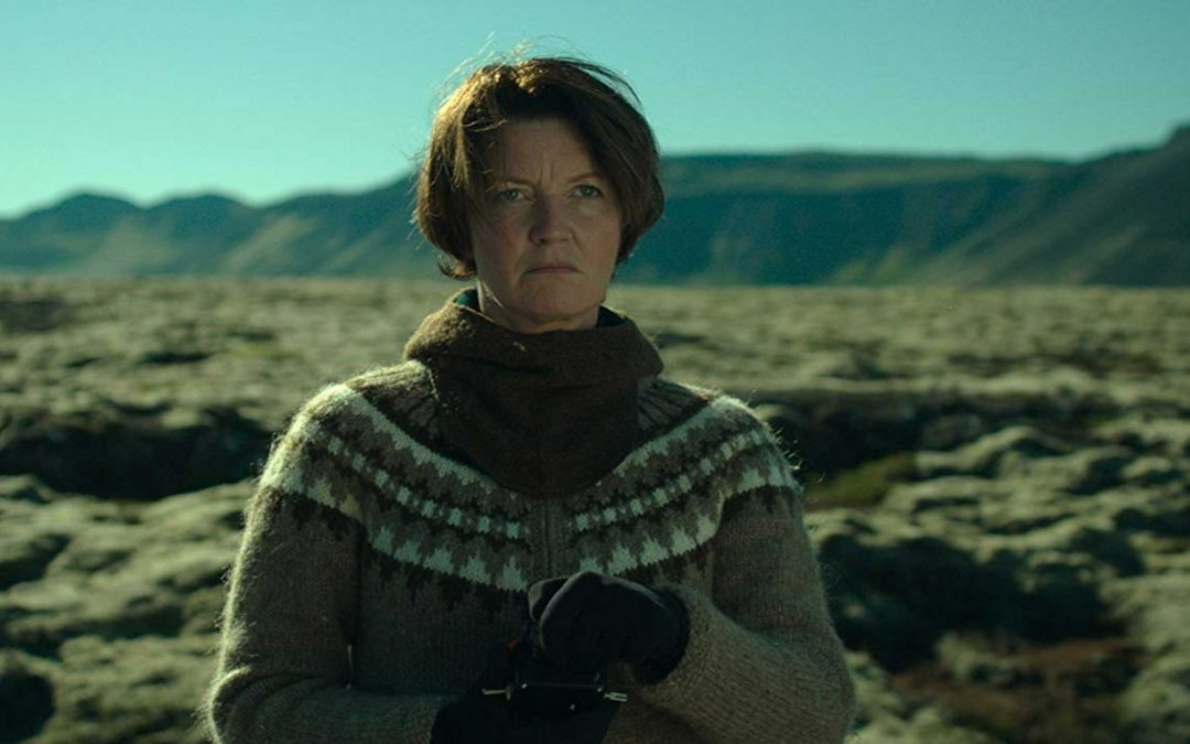 Films4You Acquired Icelandic Movie WOMAN AT WAR