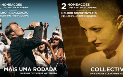 """""""MAIS UMA RODADA"""" e """"COLLECTIVE""""  nomeados para a 93ª Edição dos Oscars®"""